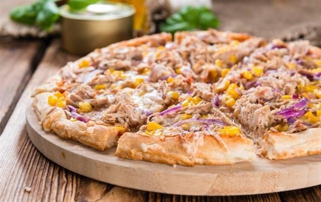 Photo of بيتزا التونة