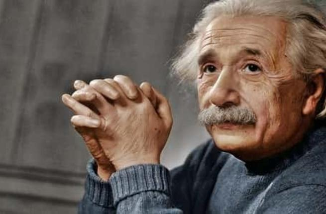 Photo of رسالة كتبها ألبرت أينشتاين عام 1940 للبيع