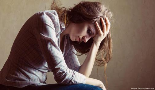 Photo of الاكتئاب يرتبط بانخفاض مادة مسؤولة عن حرق الدهون بالجسم