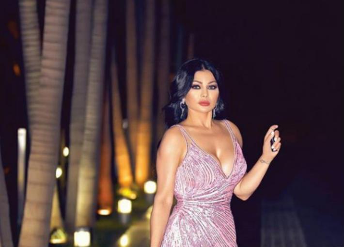 Photo of شرطة_الموضة: هيفاء وهبي بإطلالة مختلفة في حفلها بالساحل الشمالي