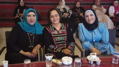 صورة عطوفة ناديا الروابدة ونشميات الشمال في ( لمتنا حلوة )