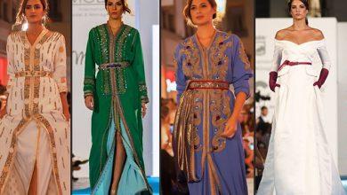 Photo of القفطان المغربي يتألق بأضخم أسبوع الموضة بأوروبا