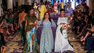 Photo of سموّ الشيخة هند بنت فيصل القاسمي تستضيف مجموعة من المصممين العالميين  في معرض رويال غالا لأزياء ربيع وصيف 2018