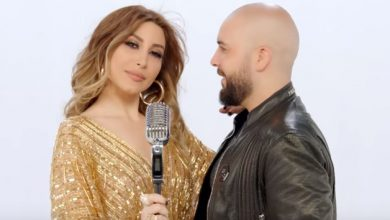 """Photo of الدوزي و يارا و الدي جي يوسف في أغنية """"ملّيت"""""""