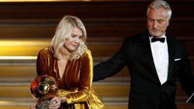 Photo of تحرش جنسي أم مزحة في حفل الكرة الذهبية في باريس؟