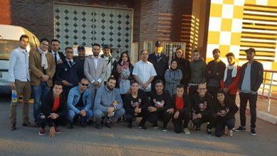 Photo of فضاء سكومة الفني يزرع الفرحة في نفوس نزلاء سجن خريبكة