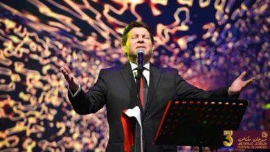 صورة هاني شاكر يتألق في مهرجان مكناس