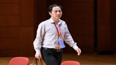 صورة بدء محاكمة العالم الصيني صاحب التعديل الجيني على البشر