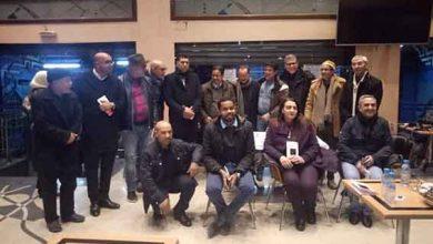 """Photo of الشاعر المتميز عبد الله ورياش يوقع""""جذور الشيكوريا"""" بالقنيطرة"""