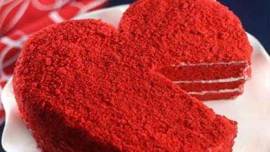 صورة حلوى عيد الحب