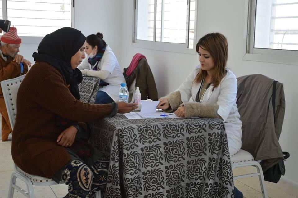 Photo of قافلة طبية إنسانية وخيرية بجماعة سوق الطلبة  بالقصر الكبير والنواحي