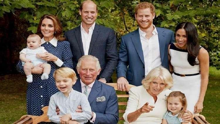 صورة ألقاب غريبة ينادي بها أفراد العائلة المالكة بعضهم!