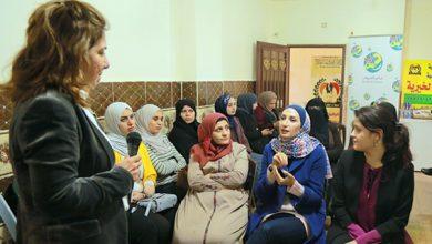 صورة مؤسسة عالم الحروف تنفذ مشروع مكارم في إربد