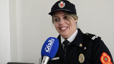 صورة ولاية أمن طنجة تحتفل بشُرطياتها في عيدهن الأممي