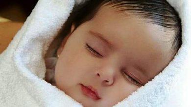 صورة تهنئة:بمناسبة ازديان فراش الأخ محمد رضا العاقل سفاط بمولودة أنثى اختارا لها من الأسماء اسم ياسمينة.