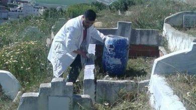 Photo of جمعية جيل الغد للخدمات الاجتماعية تواصل الشطر الثاني من حملة تنظيف المقابر