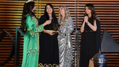 """Photo of دنيا باطمة والمصممة العالمية ليلى عزيز يكرمان بافتتاح معرض """"البزار ايكسبو"""""""
