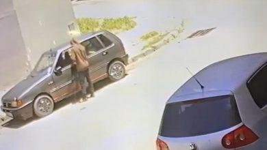 صورة مصالح الشرطة القضائية بمنطقة امن بني مكادة توقف شخص متورط في سرقة سيارة بمنطقة العوامة