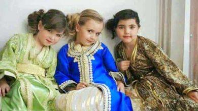 Photo of جديد موديلات القفطان المغربي للبنات الصغار