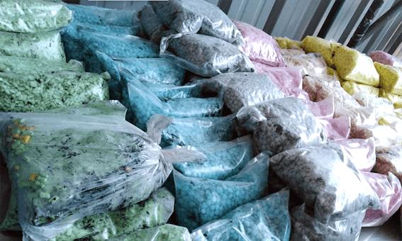 ميناء طنجة المتوسط.. إجهاض عملية تهريب كميات كبيرة من مخدر الإكستازي على متن شاحنة للنقل الدولي قادمة من أوروبا