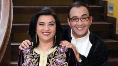 Photo of ابتسام زوجة الفنان رشيد الوالي تسعى للحصول على شهادة باكلوريا جديدة