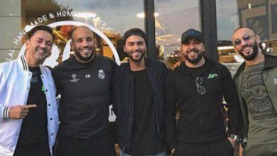 "Photo of افتتاح مطعم ""أبو زعيتر"" كأكبر محل "" للهامبوركر "" بمارينا طنجة باي."