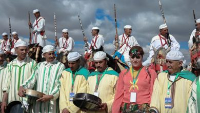 Photo of نجاة اعتابو ورويشة وتشنويت وأحوزار نجوم النسخة الثالثة من مهرجان أجذير إيزوران