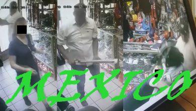 صورة مديرية الأمن تنفي: فيديو الاعتداء على مسيرة محل للملابس الرياضية وقع بالمكسيك وليس الدار البيضاء