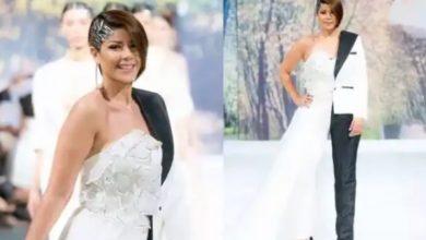 Photo of هل ليلى الحديوي امراة ام رجل بهذا الباس المثير للجدل
