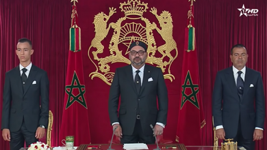 صورة فيديو – الخطاب الكامل للملك محمد السادس في ذكرى ثورة الملك والشعب 2019