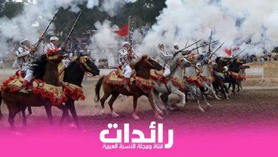 Photo of مهرجان السنوسية للفروسية في الدورته السابعة بقرية با محمد
