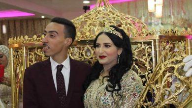 "Photo of مجموعة ""ركن العزاب المغاربة"" تنظم حفل زفاف لفائدة عروسين تعارفا عبر صفحة المجموعة الفايسبوكية"