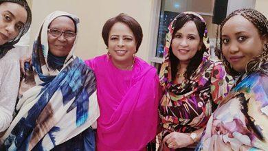 Photo of رائدات العمل النسوي السوداني في قطر يكرمن ليلي صلاح ويحتفلن بالمدنية