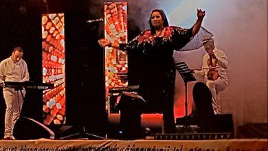 Photo of الفنانة نجاة عتابو نجمة افتتاح المهرجان الوطني لمرموشة