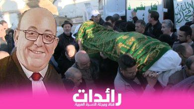 Photo of جنازة مهيبة تشيع جثمان المحامي جواد بنجلون التويمي