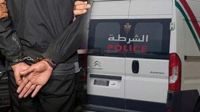 Photo of عناصر المصلحة الولائية للشرطة القضائية بطنجة توقف شخص يشكل موضوع 25 مذكرة بحث على الصعيد الوطني