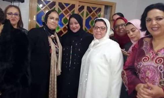 Photo of استقلاليات يحتفلن بذكرى المولد النبوي الشريف بالرباط