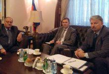 Photo of سماوي يلتقي السفير الروسي لبحث المشاركة الروسية فيمهرجان جرش بدورته الـ 35