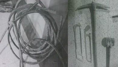 صورة فرقة الأبحاث والتحريات التابعة للمصلحة الولائية للشرطة القضائية بطنجة، تتمكن من توقيف أربعة مشتبه فيهم  وذلك للاشتباه في تورطهم في سرقة أسلاك نحاسية،