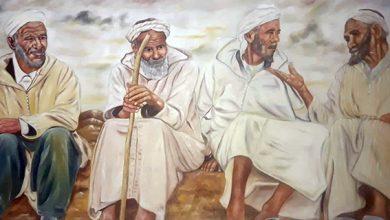 """Photo of الفنان التشكيلي """"توفيق أقريع"""" أنامل ذهبية في رسم الجمال .. عبد المجيد رشيدي"""