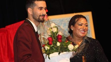 صورة أهريش تكرم في ختام المهرجان الدولي للمسرح بفاس والمجدوبية تفوز بالكبرى