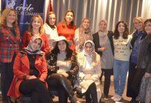 """Photo of الأستاذة """"أنصار الهدلي"""" في محاضرة بالدار البيضاء: أظهر أنوثثك، ماذا لو صالحت بين المتعة والوفرة ؟"""