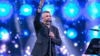 Photo of عمر العبداللات يتألق بليلة أسطورية جماهرية بمسرح المجاز في الشارقة