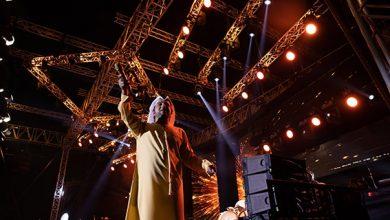 Photo of حضور كبير في مسرح مهرجان الشيخ زايد التراثي بالوثبة