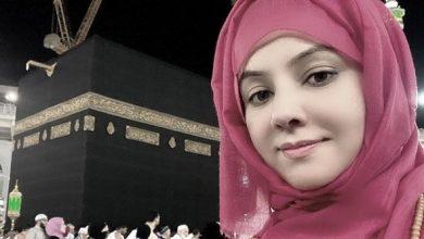 Photo of رابي بيرزادا – بعد نشر صور مخلة لها.. تؤدي العمرة وتعلن توبتها واعتزالها