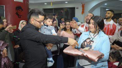 Photo of افتتاح متجر مصمم الأزياء خليلو الهنداوي في لوكس مول بطنجة