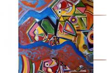"""Photo of الفنان التشكيلي """"هشام لواح"""" ينظم معرضه الثاني بالرباط دعما لمرضى القصور الكلوي"""