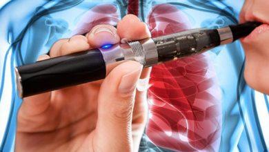 صورة دراسة علمية : استخدام السجائر الإلكترونية لا يزيد من احتمال الإصابة بالنوبات القلبية