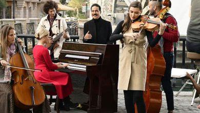 """Photo of عبد الله رويشد يصوّر أحدث أغنياته """"سولف علي"""" مع المخرج بسام الترك"""