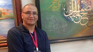 Photo of تكريم الخطاط المغربي يونس بنضريف في مهرجان القاهرة الدولي للخط العربي
